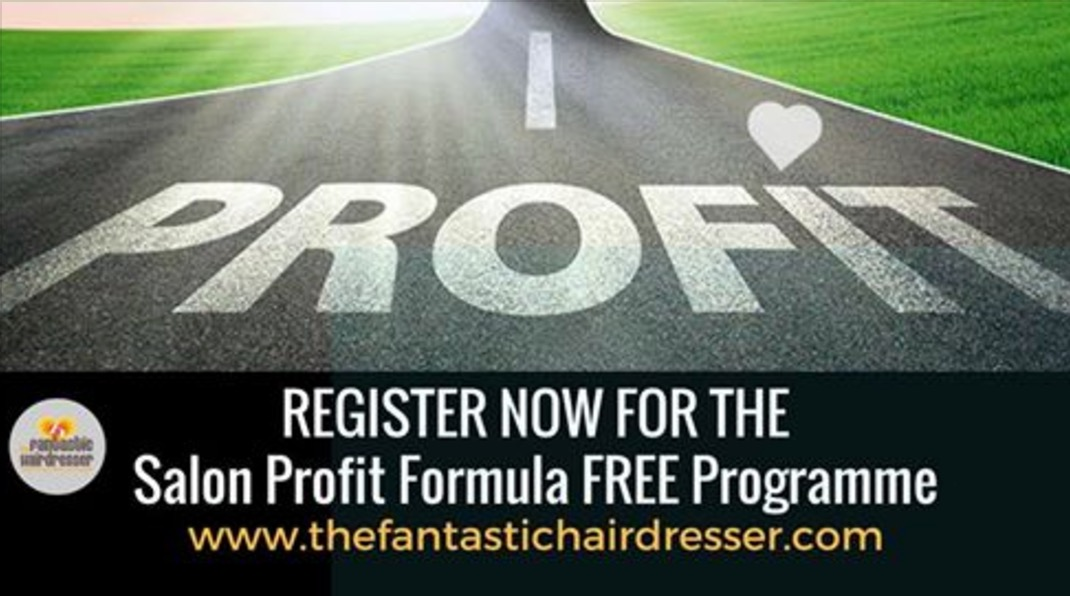 YOU FOCUSED ON SALES OR PROFIT IN YOUR SALON